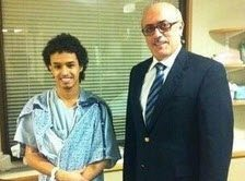 Saudi national_suspect at hospital
