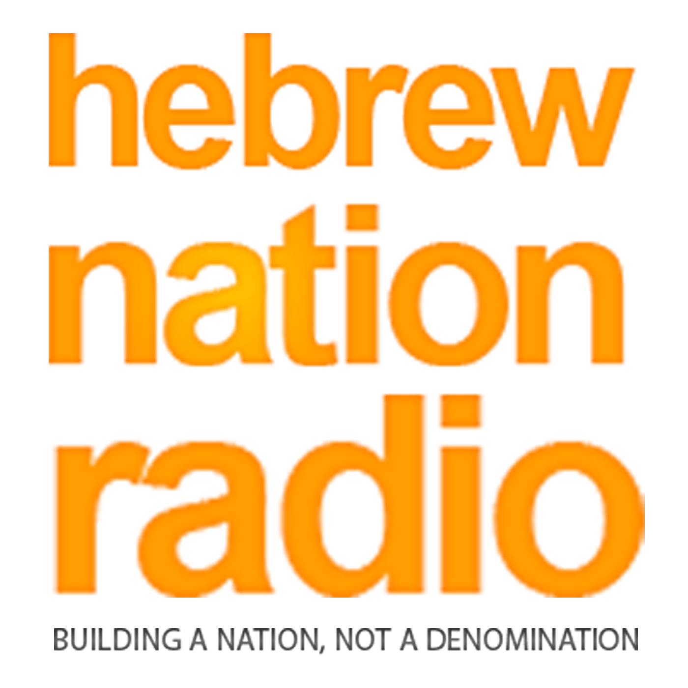 Welcome to Hebrew Nation Radio