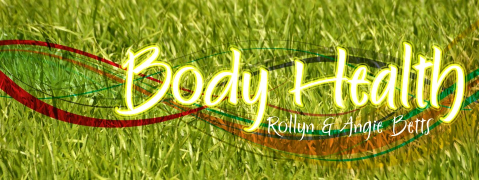 Body Health with Rollyn and Angie Betts