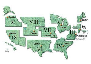 FEMA regions4