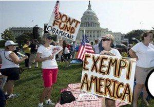 defund ObamaCAre2
