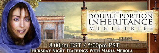 Double Portion Inheritance: Daniel's 70th Week for Leah & Rachel Part 2 (10/30/2014)