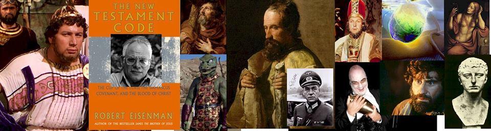 Robert Eisenman on History, James and Personal Faith Part 5