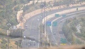 Ramallah highway