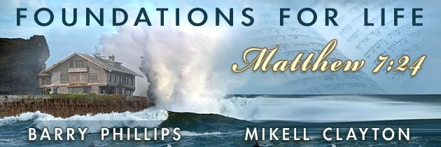 Foundations For Life:Sh'mot Exodus 1:1-6:1
