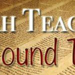 Torah Teachers' Round Table – Tanakh Edition – Judges ch 17-18