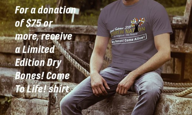 Exclusive T-shirt with Fundraiser Donation