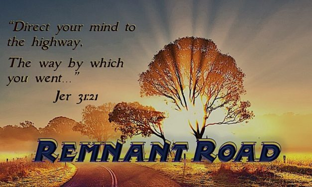 Hebrew Nation Morning Show – The Remnant Road, 7/31/17