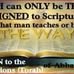"""ANSWERS to the SCRIPTURES–""""A NEW COMMANDMENT I GIVE YOU"""", IS THIS A CORRUPTION IN SCRIPTURE OR IS IT TRUTH AND WHAT MESSIAH REALLY SAID?"""