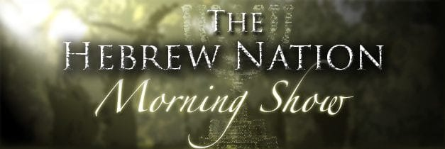 12.1.20~Hebrew Nation Morning Show~3Wise Guys
