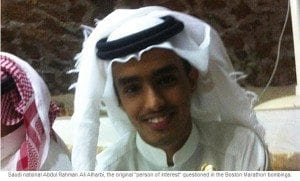 Saudi national_suspect at Boston_being deported