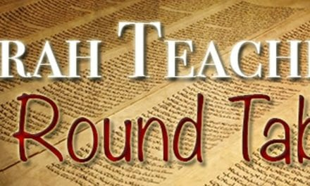Torah Teachers' Round Table – Apostolic Edition – Romans 5