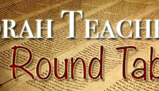 Torah Teachers' Round Table – Tanakh Edition – Joshua ch 24
