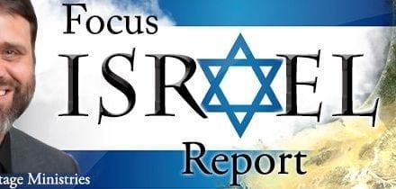 Focus Israel Report ~ 1.11.15