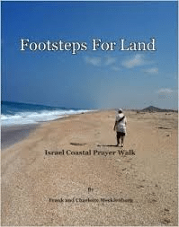 footsteps for land