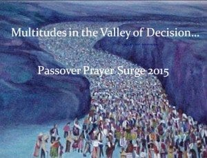 Multitudes in Valley of Decision logo