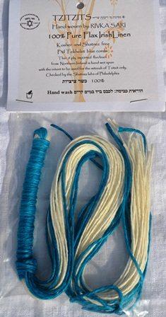 Kosher Linen Tzitzit Cords