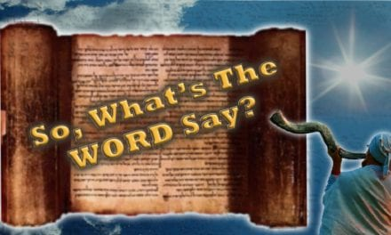Doctrinal Arithmetic What's The Word Say 07 14 16