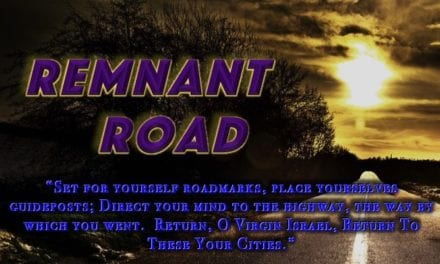 Hebrew Nation Morning Show – The Remnant Road  10/10/16