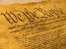 Constitution comes directly from Scriptures!