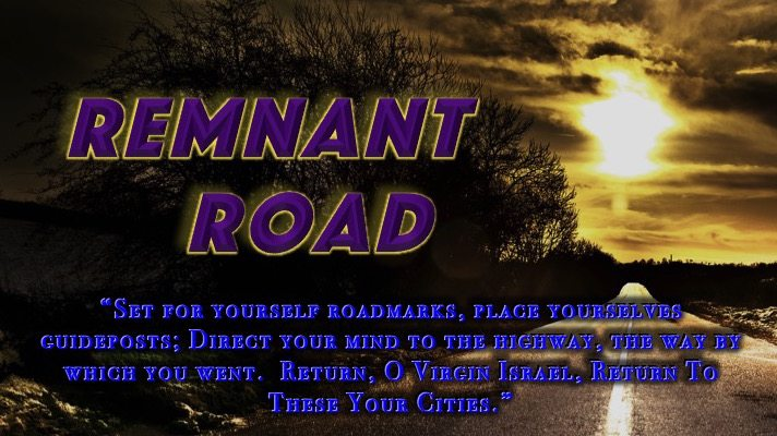 The Remnant Road (HNMS) – 11/30/15