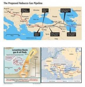 Nabucco gas line