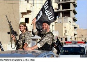 ISIS plotting attack against the west