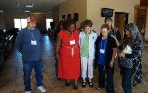 prayer at the bnai josef congress_texas