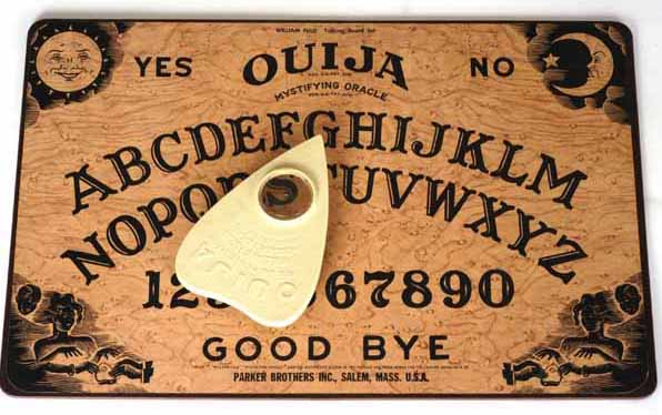 Occultism: Wiji the Ouija: All About the Ouija Board with Testimonials