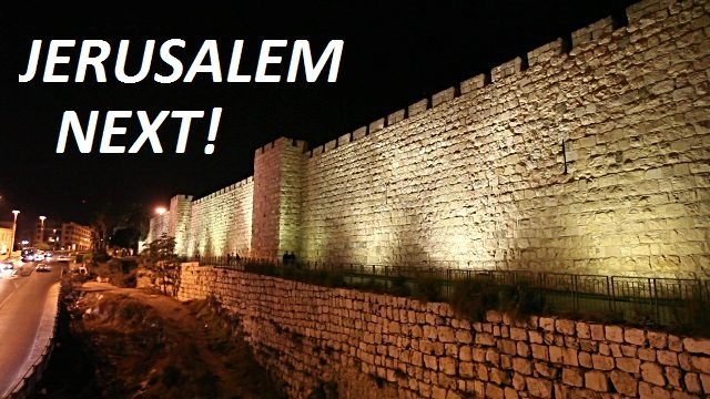 Jerusalem Next! 01/12/2018 – Saudi Arabia, Turkey Antagonizing Each Other