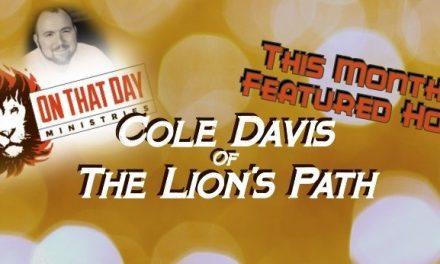 The Nation's Featured Host – Cole Davis of The Lion's Path