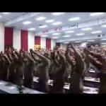 """American Marines Singing """"Days of Elijah"""""""