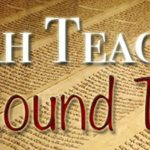 Torah Teachers' Round Table – Tanakh Edition – I Kings 19