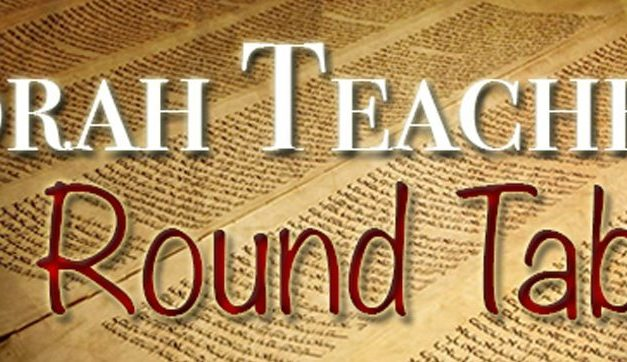 Torah Teachers' Round Table – Tanakh Edition – Jeremiah chapter 1 con't