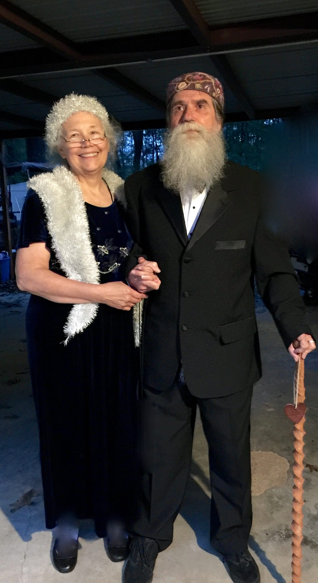 Stephen & Anne McLeod