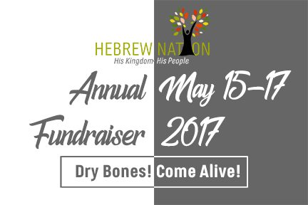 Hebrew Nation Online Fundraiser 2017