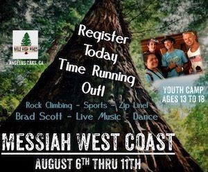 Messiah West Coast Ad