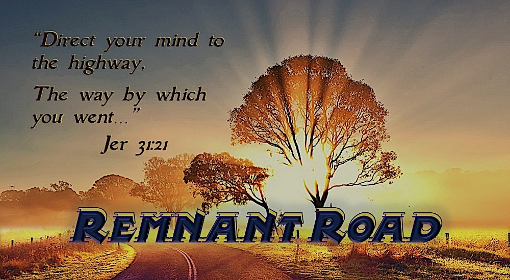 Hebrew Nation Morning Show – The Remnant Road, 10/23/17