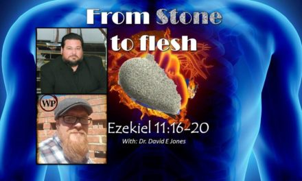 From Stone to Flesh with Dr David E Jones   Heart of Worship with Will Spires