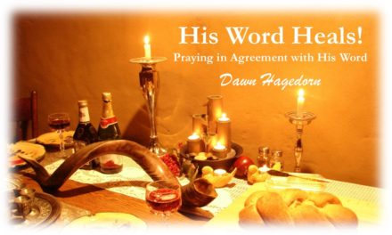 His Word Heals!  April 30, 2018