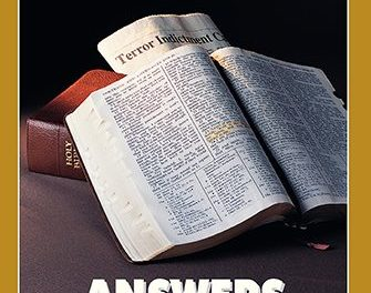 ANSWERS TO THE SCRIPTURES–EPHESIANS 1-4