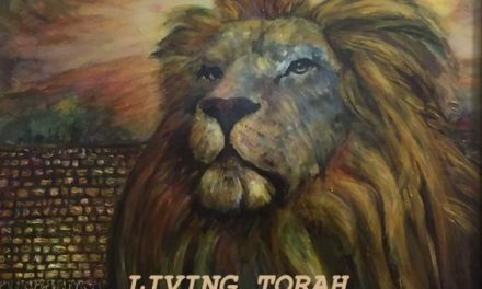 Living Torah Revelation 1:13-20