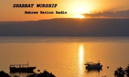 Shabbat Worship Part 1