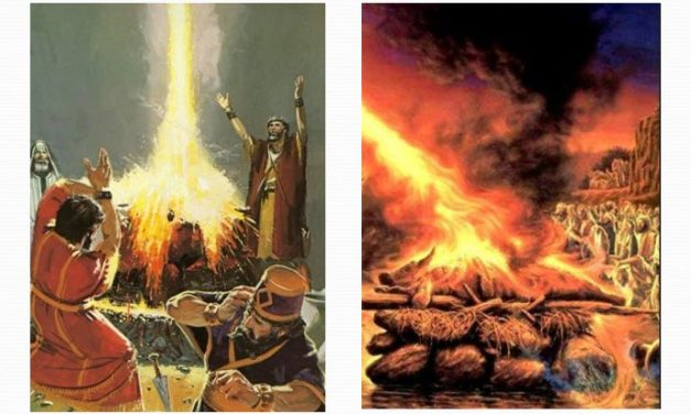 Our Hebraic Heritage ~ The Elijah Message and Ministry ~ Pt 1