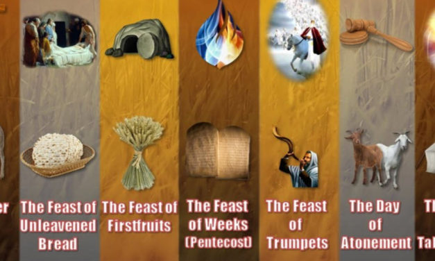 Our Hebraic Heritage ~ Intro to the Feasts ~ Pt 2-3