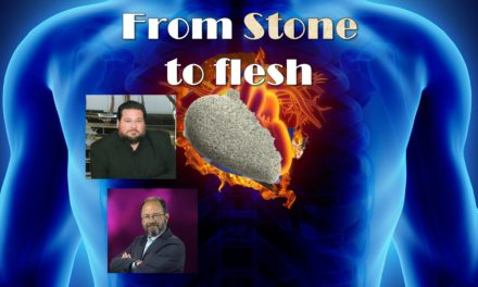 From Stone to flesh with Dr David E Jones – There is a Creator- with Brad Scott