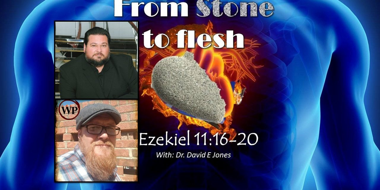 From Stone to Flesh with Dr David E Jones & Will Spires – Jubilee