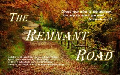 Hebrew Nation Morning Show – The Remnant Road, 11/19/18
