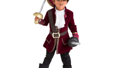 """Sermon: """"Whatever It Takes"""" – The Biography of Captain Hook, Evangelist"""