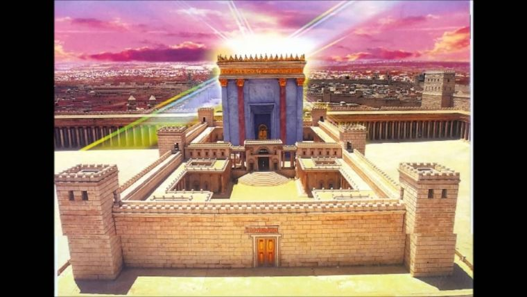 ANSWERS to the SCRIPTURES–REBUILDING THE 3RD TEMPLE PART 2